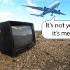In-flight TVs: Could the end be near?