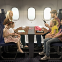 Travel news: Inflight family seating, invasion of the