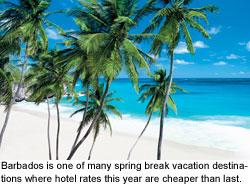 Spring-break-vacation