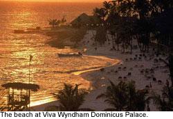 Caribbean vacation