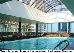 Parker-Meridien-pool