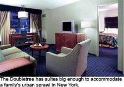 Doubletree-suite